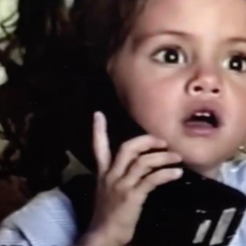 5-Year-Old Selena Gomez Is The Sassy Queen We Aspire To Be