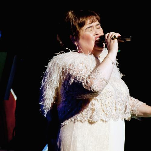Susan Boyle's Journey Through Music