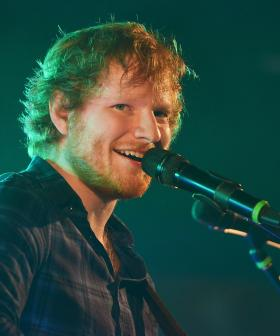 Ed Sheeran Taps Bruno Mars & Chris Stapleton For New Rock Song BLOW