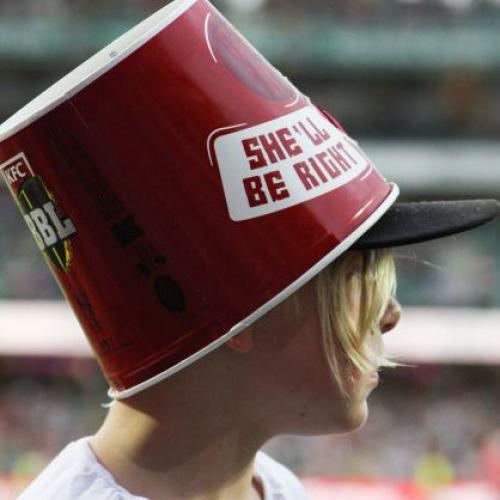 KFC's New Bucket Hat Does Double-Duty As Actual KFC Bucket