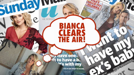 Bianca Clears the Air!