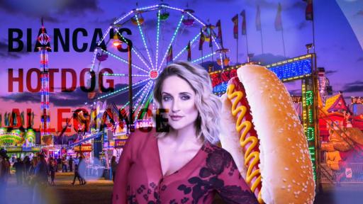 Bianca's Hotdog Allegiance!