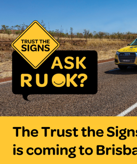 R U OK? 'Trust the Signs Tour' Brisbane