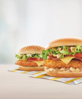 McDonad's Launch Three New Mouthwatering Chicken Burgers