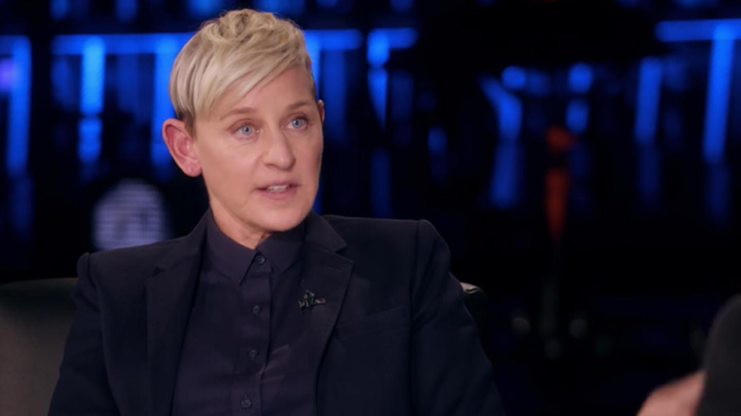 Ellen DeGeneres Recalls Being Sexually Assaulted By Her Stepfather