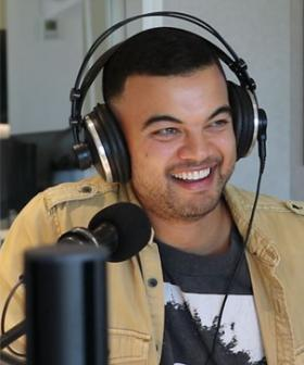 "Guy Sebastian Reveals How He Sung ""Angels Brought Me Hair"""