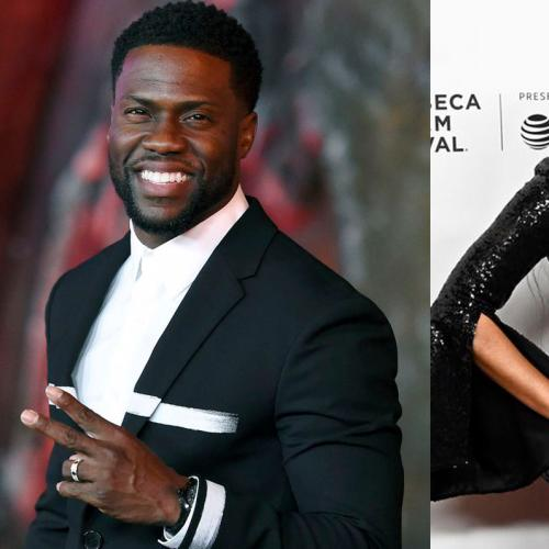 Kevin Hart And Tiffany Haddish On Secret Life Of Pets 2