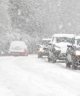 Snow in Queensland?!