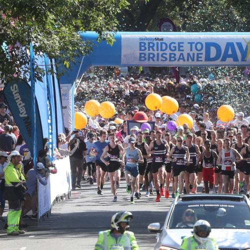 Iconic Bridge to Brisbane Fun Run 2019 Recap