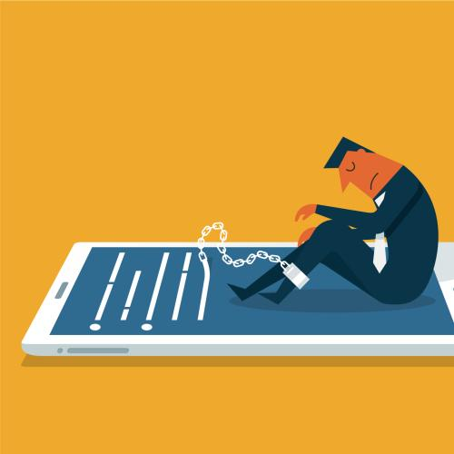 The Age of Digital Addiction