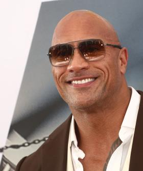 The Rock Tops Forbes' List of Highest Paid Actors (Again)