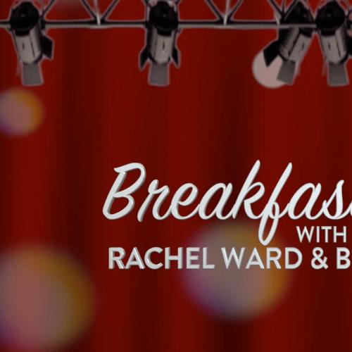 It's... Rachel Ward & Bryan Brown!