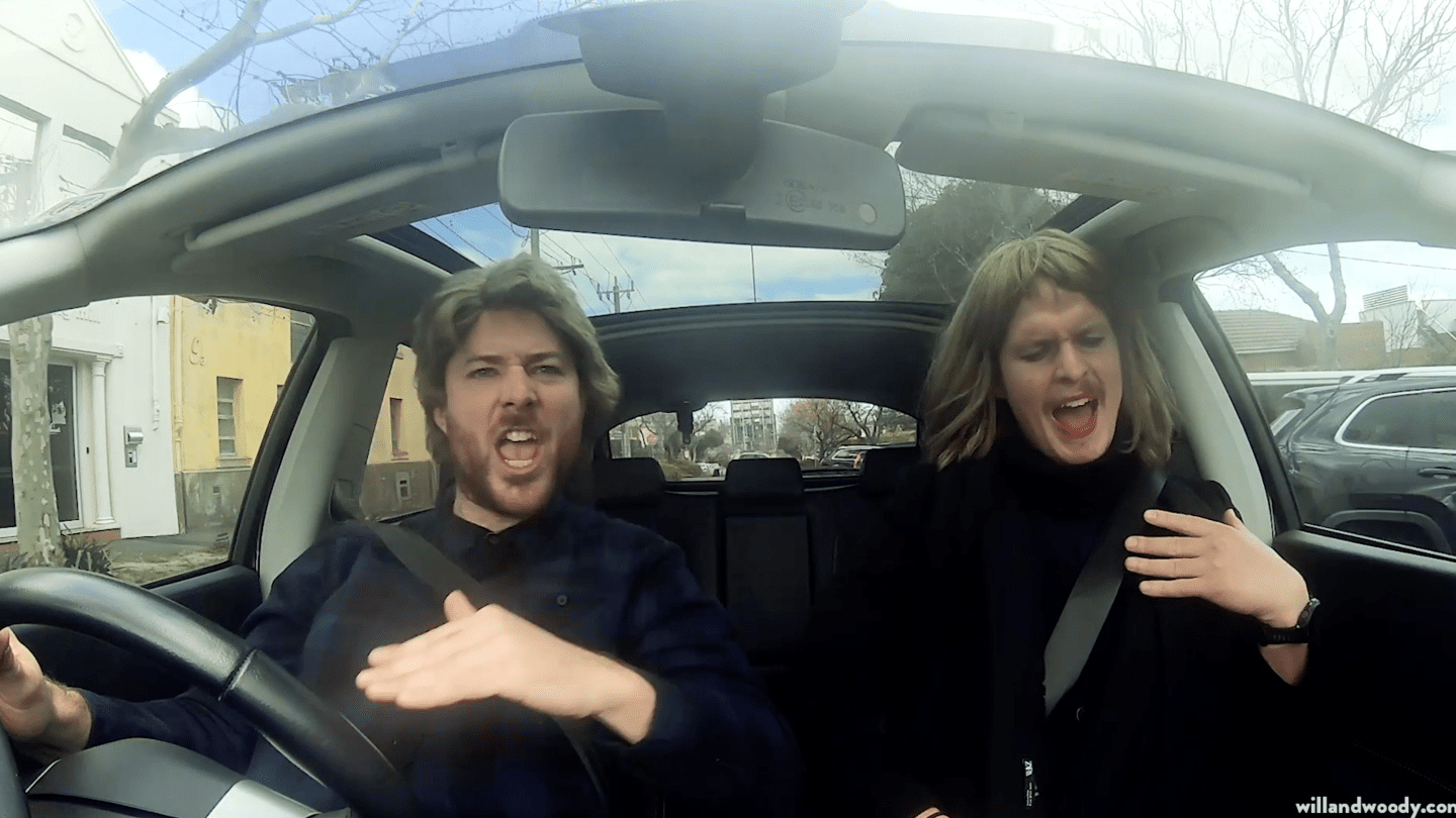 Lip-sync Karaoke With James Corden And Adele