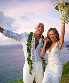 Dwayne 'The Rock' Johnson Marries Lauren Hashian In Hawaii