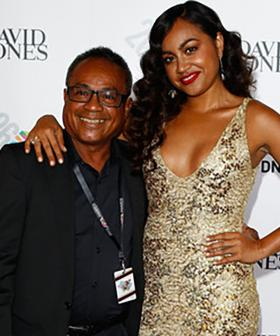 Jess Mauboy Shares Terrifying Story About Her Dad Catching On Fire