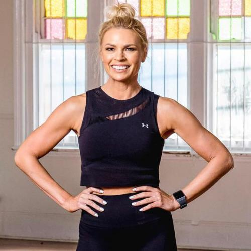 Sonia Kruger Has Launched Her New Fitness Dance Program 'Strictly You'