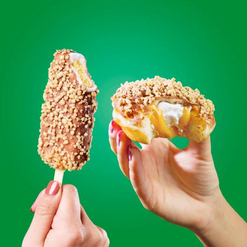 Krispy Kreme And Golden Gaytime Create The Collab Of Your Dreams