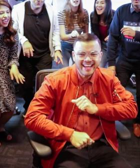 """Flash Choir"" Gives Guy Sebastian The Surprise of a Lifetime"