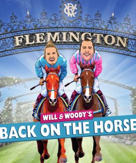 Will & Woody's Back On The Horse