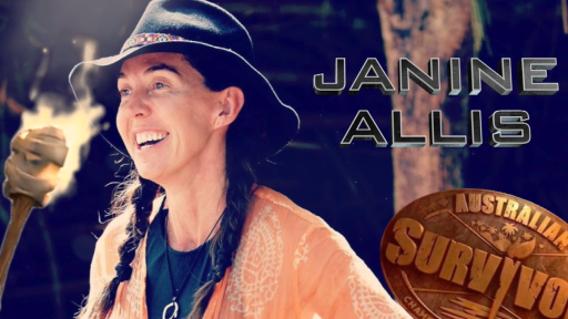 Janine Allis From Survivor!