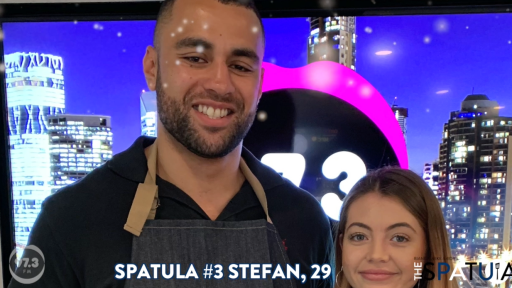 The Spatula: Speed Date With Stefan From Taringa