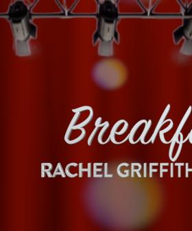 It's... Rachel Griffiths & Michelle Payne!