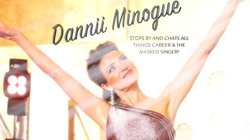 It's... Dannii Minogue!
