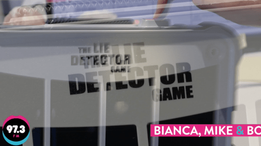 Bianca & Mike Play The Lie Detector Game!