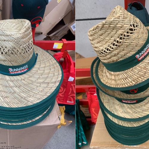 There's A New Bunnings Hat, But It's Super Limited So Ya Better Tell Dad!