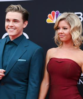 Jesse McCartney Is Engaged To Longtime Girlfriend Katie Peterson