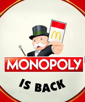 Monopoly Is Back At McDonald's