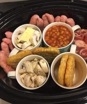 Sunday Fry-Ups Will Never Be The Same With This Epic Breakfast Hack