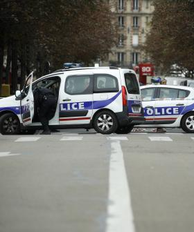 Knife Attacker Kills Four Officers At Paris Police Headquarters