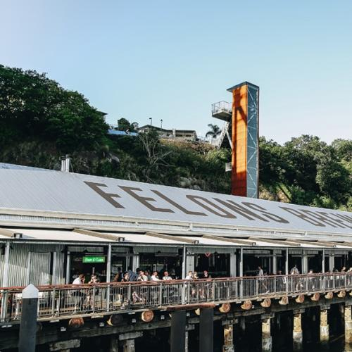 Brisbane City Council Announces New Ferry Terminal at Howard Smith Wharves