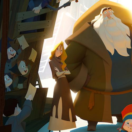 First Look: Netflix's First Original Animated Film, Klaus