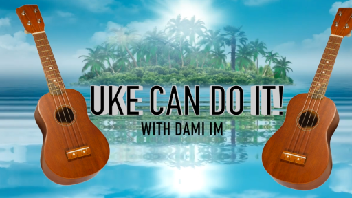 Uke Can Do It With Dami Im!