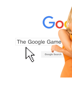 The Google Game... with Samantha Jade!