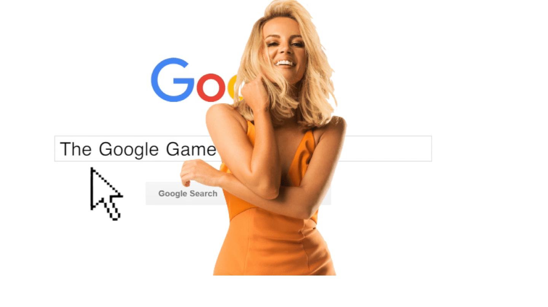The Google Game... with Samantha Jade!