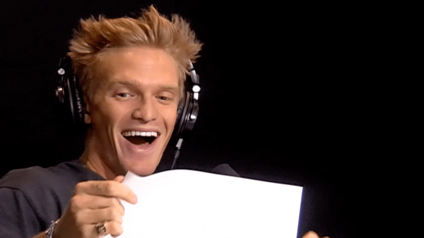 Cody Simpson's Hilarious Reaction To A Pic Of Him & Miley