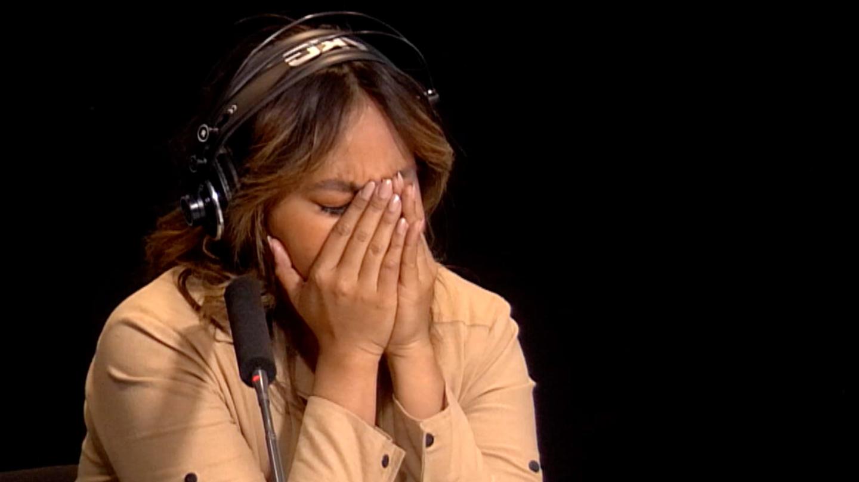 Jess Mauboy Pranks Woody LIVE On Radio!