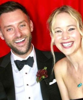 Jennifer Lawrence And Cooke Maroney Are Officially Married