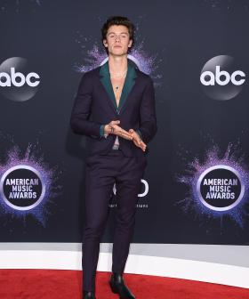http://Shawn%20Mendes%20arrives%20at%20the%20American%20Music%20Awards%20on%20Sunday,%20Nov.%2024,%202019,%20at%20the%20Microsoft%20Theater%20in%20Los%20Angeles.%20(Photo%20by%20Jordan%20Strauss/Invision/AP)