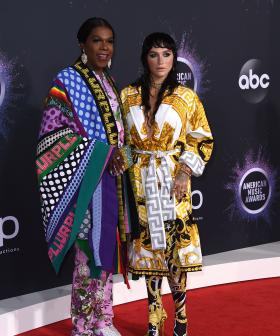 http://Big%20Freedia,%20left,%20and%20Kesha%20arrive%20at%20the%20American%20Music%20Awards%20on%20Sunday,%20Nov.%2024,%202019,%20at%20the%20Microsoft%20Theater%20in%20Los%20Angeles.%20(Photo%20by%20Jordan%20Strauss/Invision/AP)