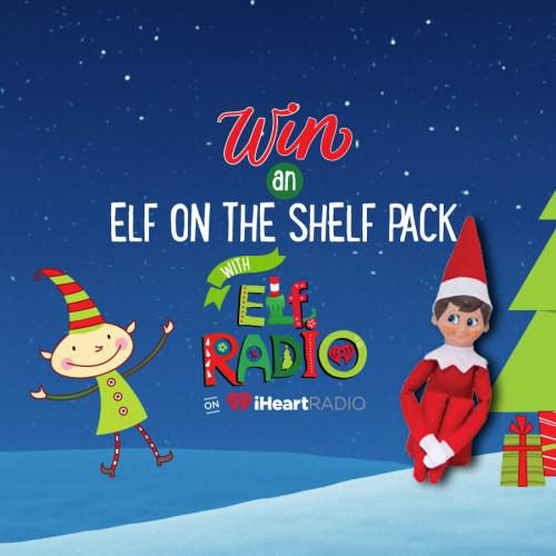 Win An Elf On The Shelf Pack With Elf Radio!