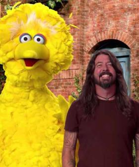 Dave Grohl on Sesame Street Is The Most Wholesome Thing You'll See Today