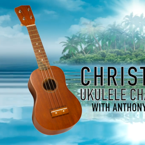 Christmas Ukulele Challenge with Anthony Callea!