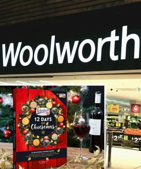 Woolworths Launches '12 Days Of Cheesemas' Advent Calendar For A Bargain Price