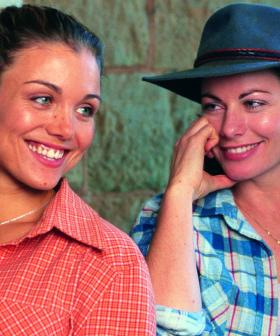 """Bridie Carter And Lisa Chappell Would """"Really Love"""" A McLeod's Daughters Reunion"""