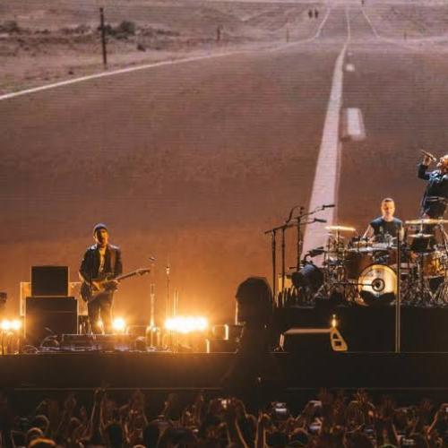 "Bianca Dye Says The U2 – Joshua Tree Tour Was A ""Pinch Myself"" Moment"