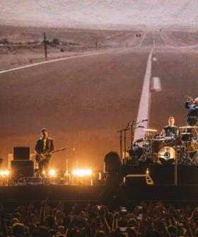 "Bianca Dye Says The U2 – Joshua Tree Tour Was A ""Pinch Myself"" Moment"